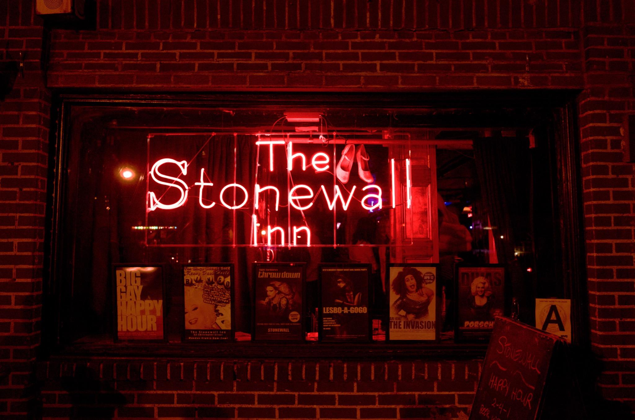 """Bar """"Stonewall-Inn"""""""